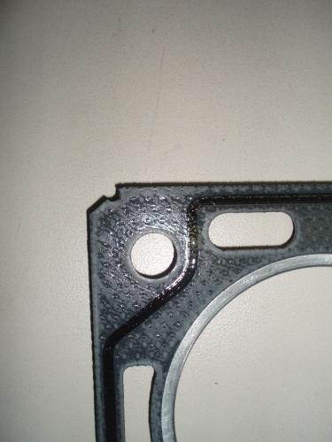 Joint culasse LDW1503 LDW1603 CHD LOMBARDINI KDW1603 KOHLER (4730620 - 4730621 - 4730622)