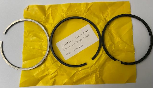 Segments LA490 INTERMOTOR LOMBARDINI Ø88mm / 8210028 8210-028 ED0082100280-S - SS0613