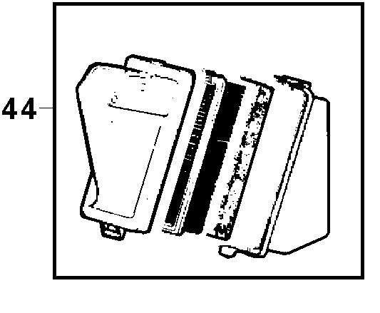 Filtre air ACME A180 A220 A230 ALN290 ALN330 LGA226 LOMBARDINI 3700416 - GOLDONI BINGO