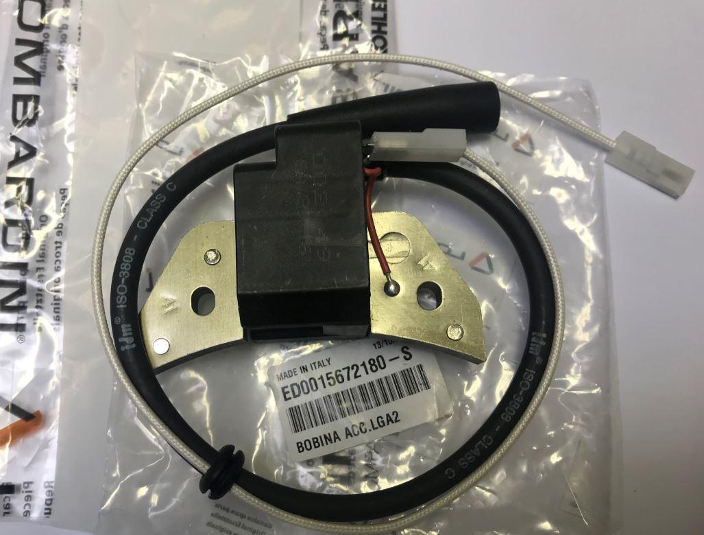 Bobine Allumage LGA280 LOMBARDINI  (N° série < à 5429680) ACME ACT280 LOMBARDINI KOHLER 1567218 ED0015672180-S