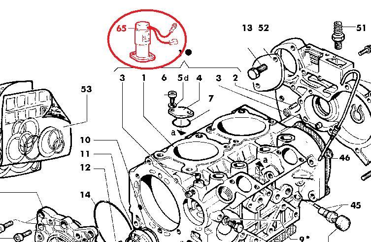 Electrostart MD150 MD170 MD190 MD300 MD350 RUGGERINI 25LD330-2  25LD425-2 LOMBARDINI ED00674R0470-S - CEI E0413M1