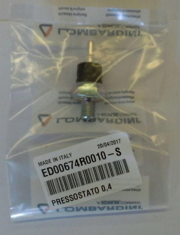 Sonde huile RD180 RD200 RD210 RD218 RD220 RD240 RD270 RD278 RD90/2 RD92/2 MD300 MD150 MD151 MD170 MD190 RF80 RF90 25LD330-2 12LD477-2 15LD500 RUGGERINI LOMBARDINI 674R001