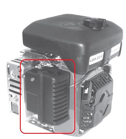 Filtre air sec complet LGA184 LGA225 LGA226 LOMBARDINI INTERMOTOR 3700398 ED0037003980-S ED0037003930-S