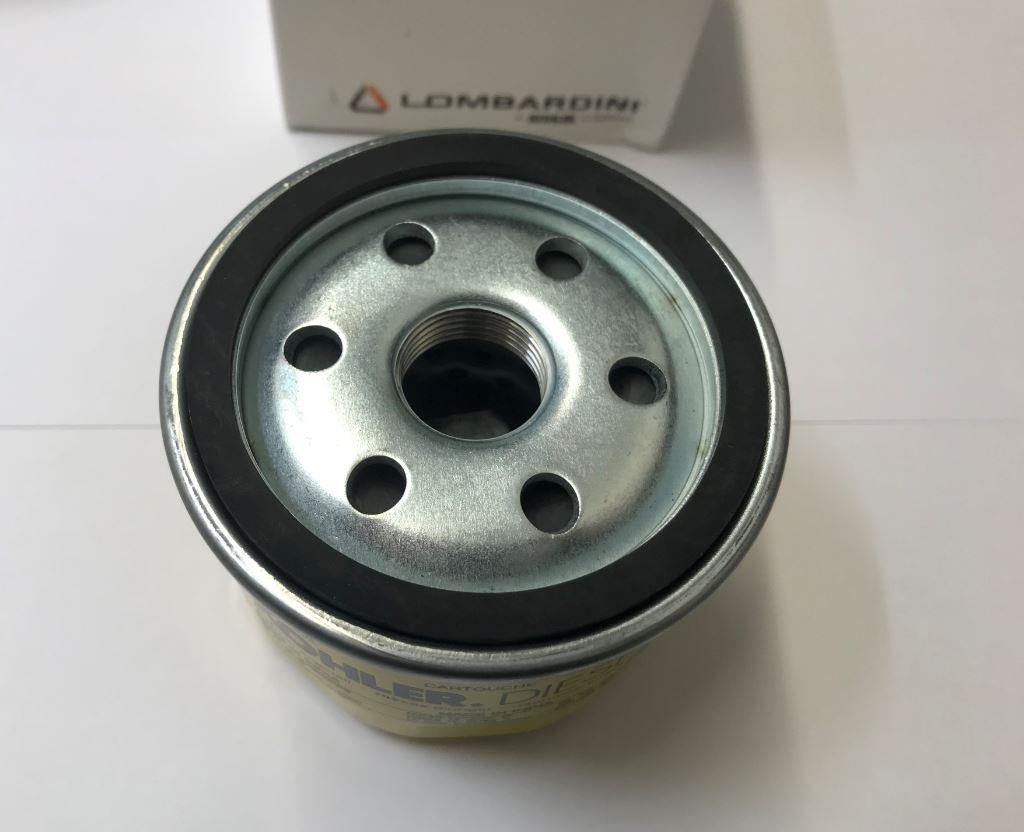 Filtre huile LOMBARDINI KOHLER ED0021752830-S - Ex. ED0021751070-S