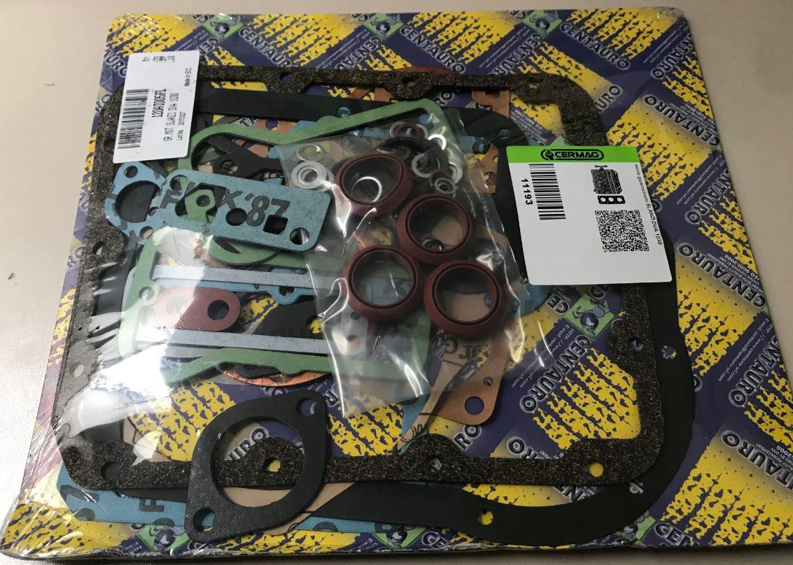 Pochette joints moteur DVA1030 SLANZI 8180096 / ED0081800960-S / COD. 11193