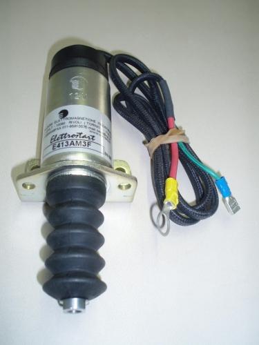 Electrostart RD180 RD200 RD210 RD220 RD240 RUGGERINI 12LD477-2 LOMBARDINI - 674R046 - CEI E413AM3F