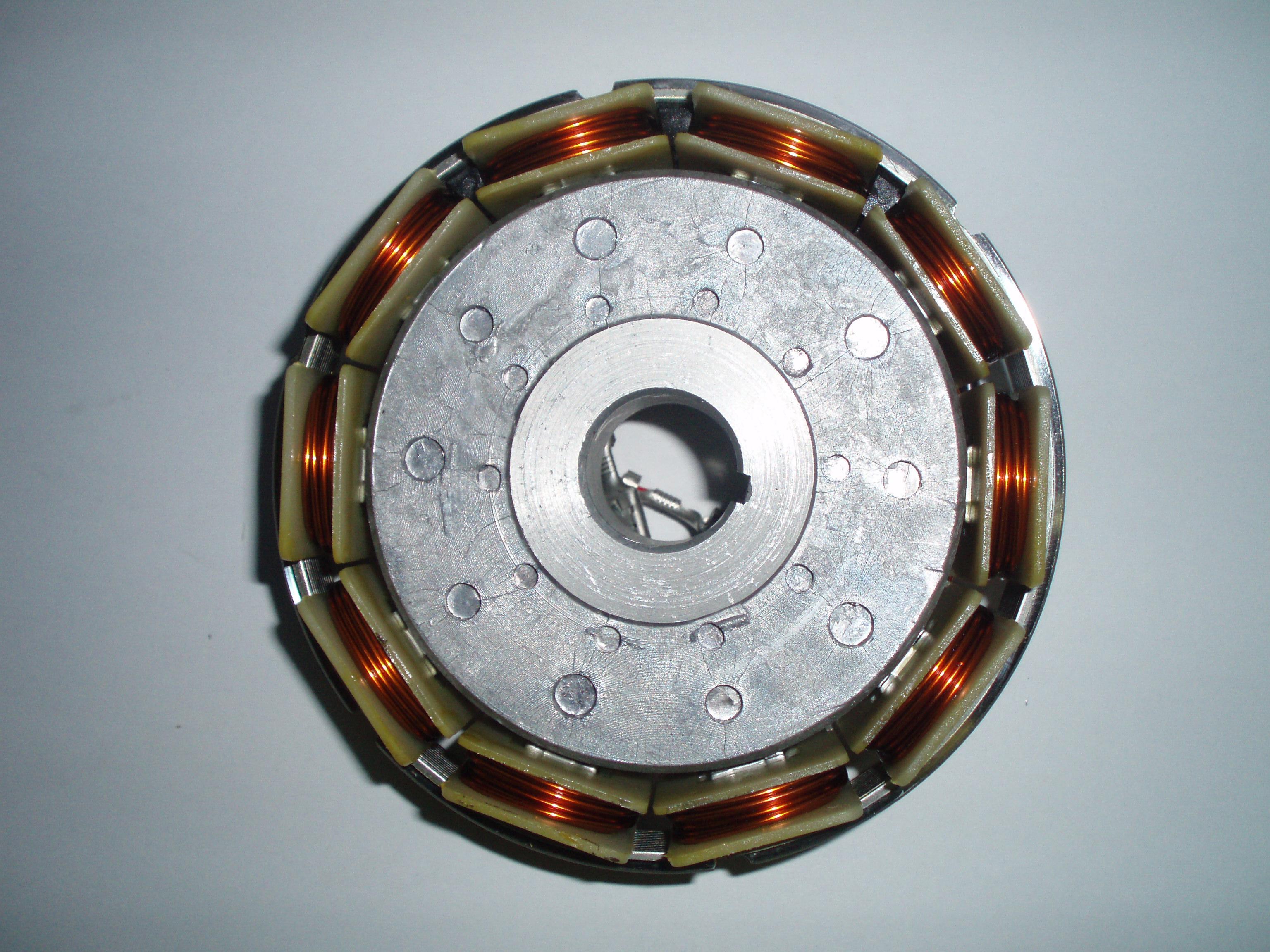 Stator LOMBARDINI ED001571580-S