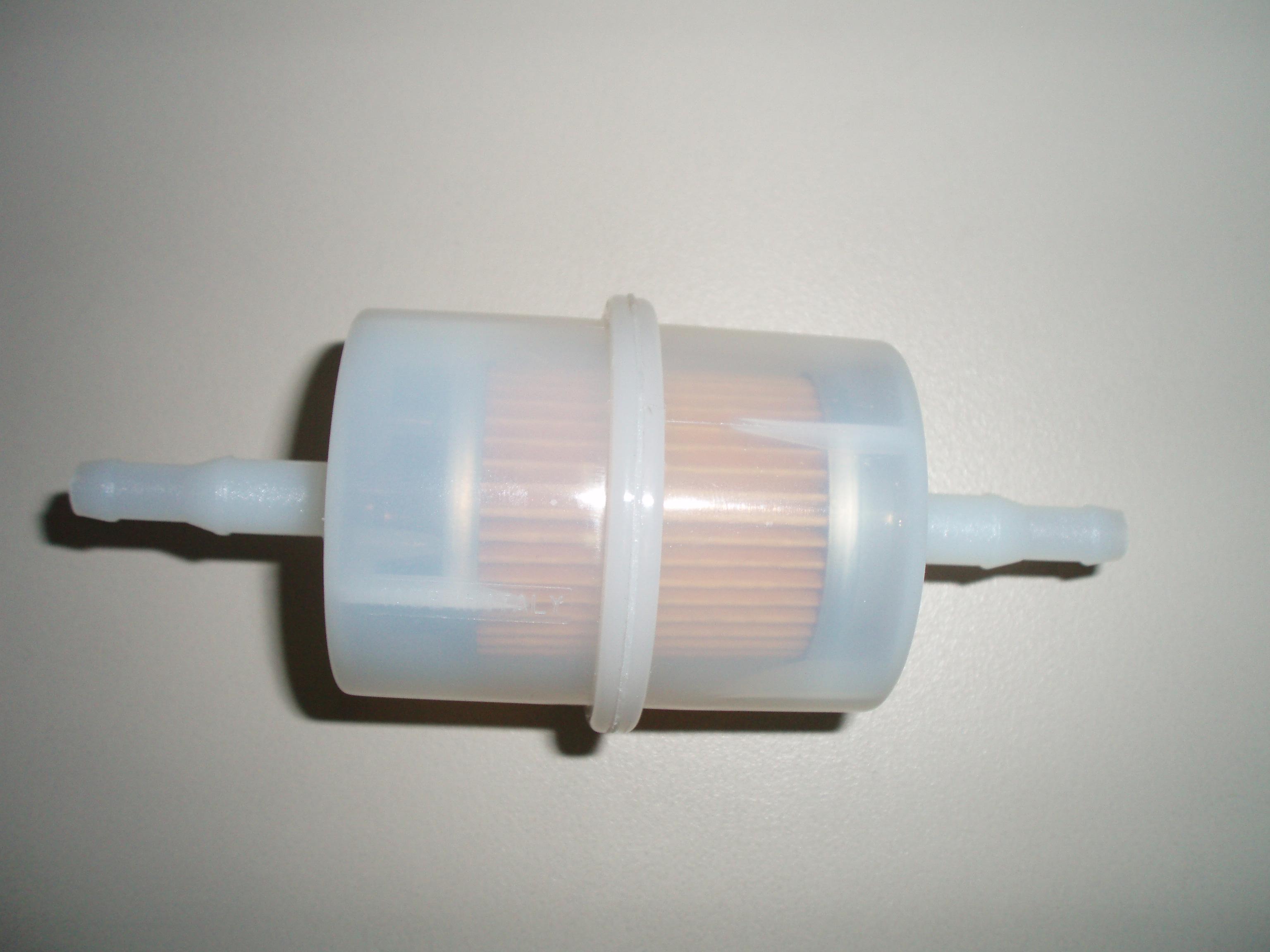 Prefiltre carburant tous moteur LOMBARDINI 3730121 ED0037301210-S KOHLER 24 050 13-S RUGGERINI ACME SLANZI VM Motori ...(Tube Ø6mm)