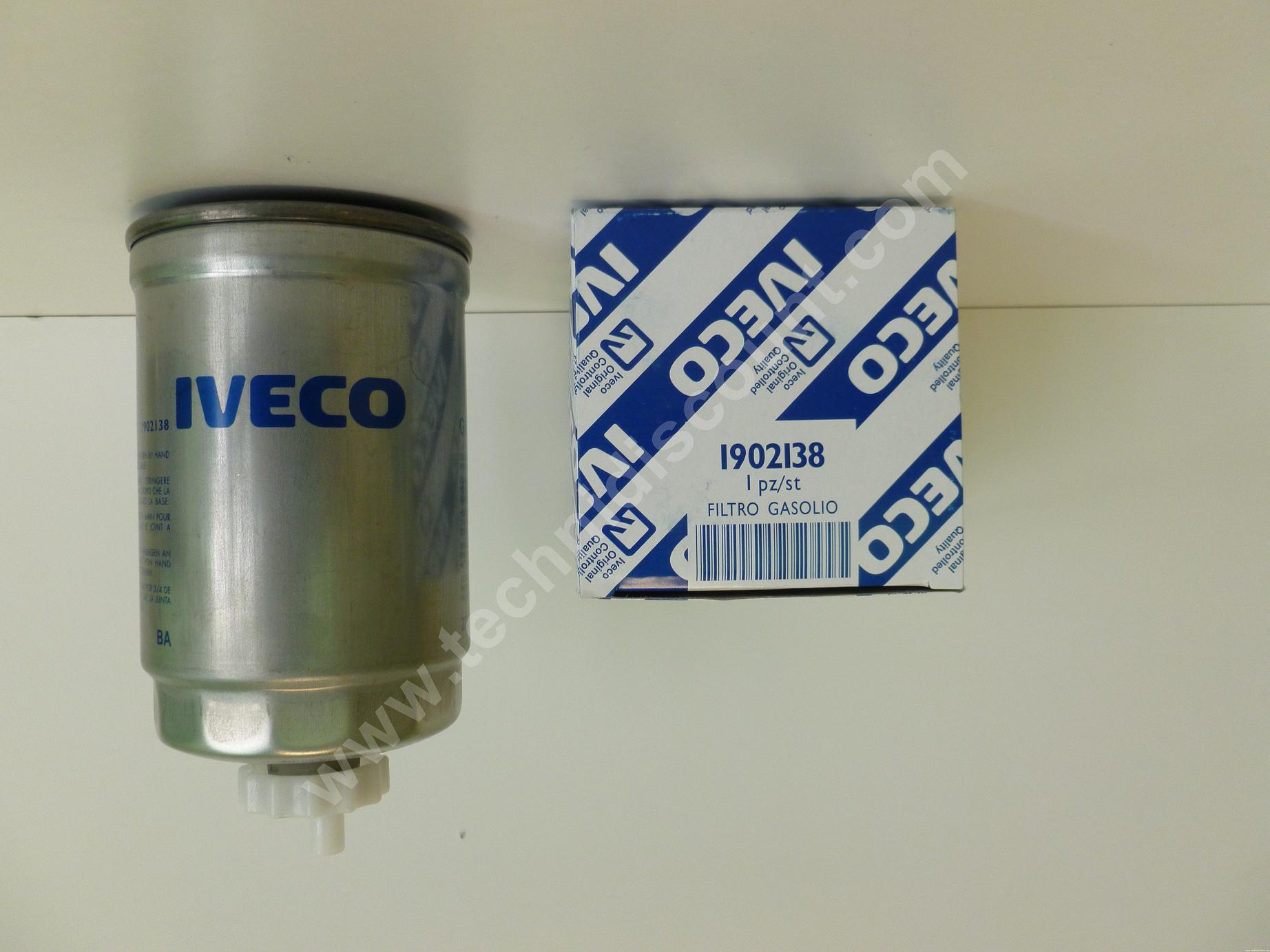 Filtre Gasoil IVECO 1902138 DAILY EUROCARGO MOTEURS 8140  8040  8060