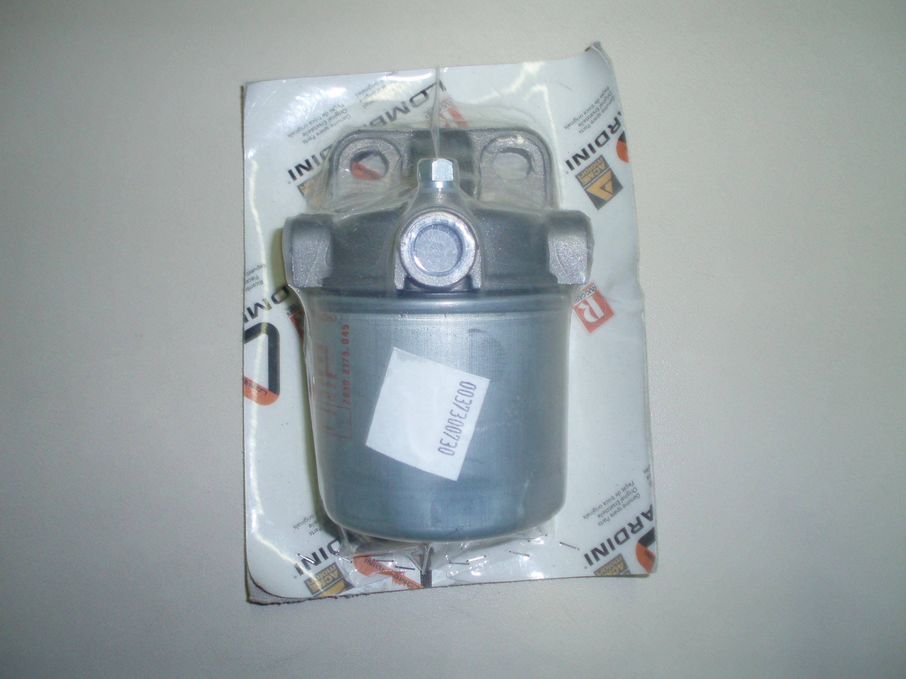 Filtre gasoil complet 15LD225 15LD315 15LD350 FOCS LDW502 LDW602 LDW702 LDW903 LDW1204 LOMBARDINI [3730073]