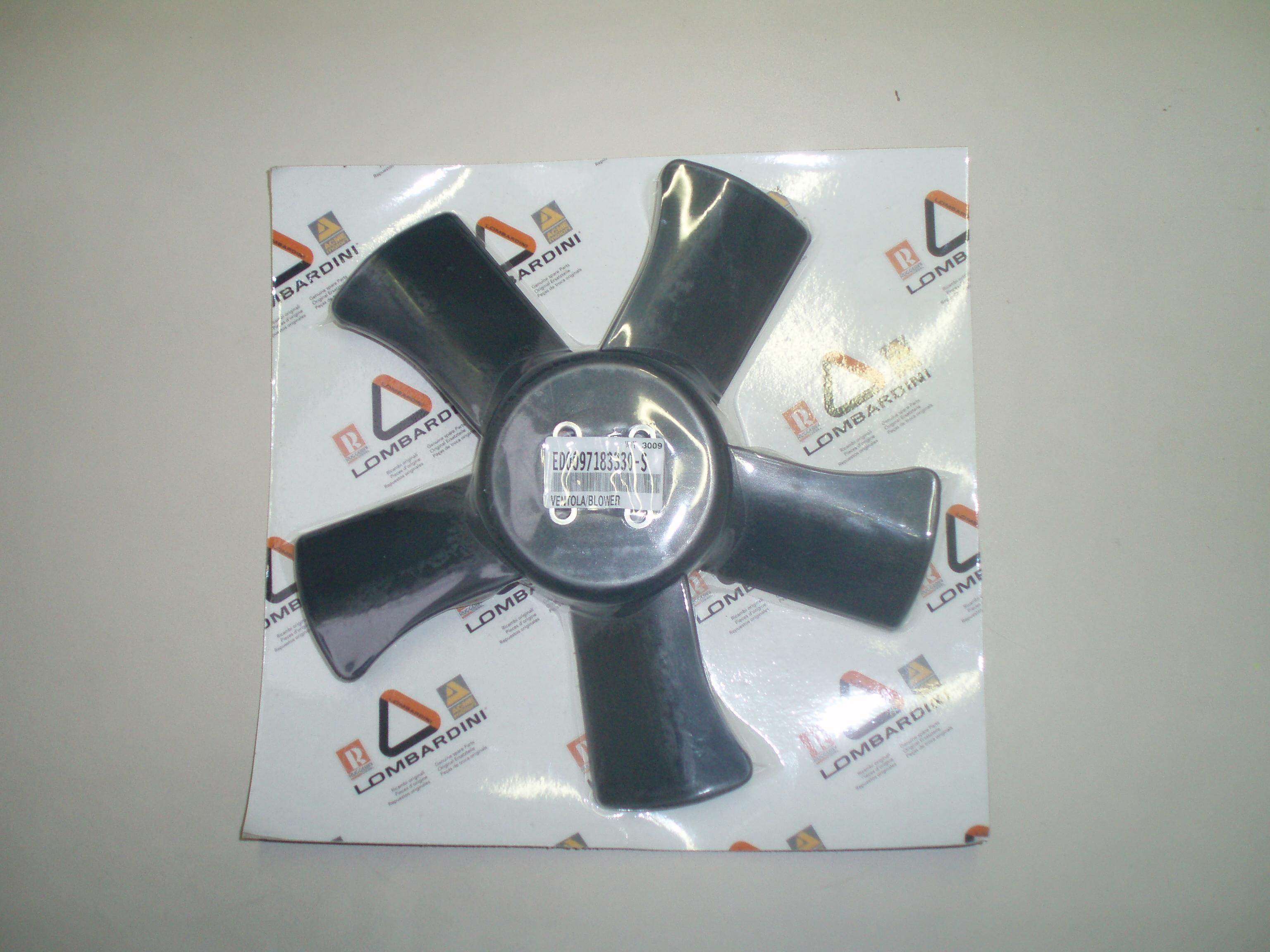 Helice Soufflante FOCS LDW502 LDW602 - LGW523 LGW627 soufflante Ø280 [9718333 - 9718244]