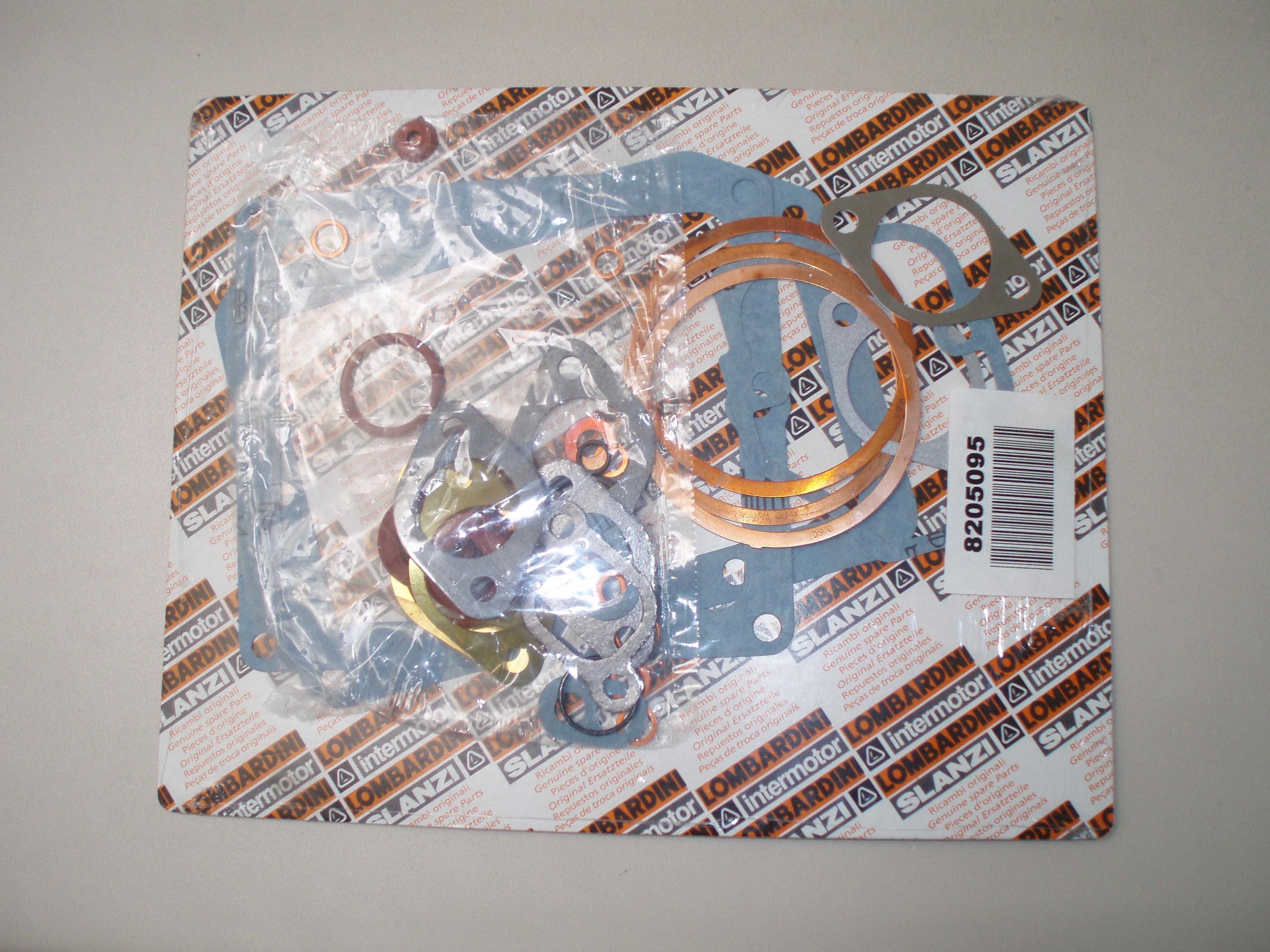 Pochette Joints 6LD400 6LD435 6LD435/B1 LOMBARDINI 8205095 ED0082050950-S