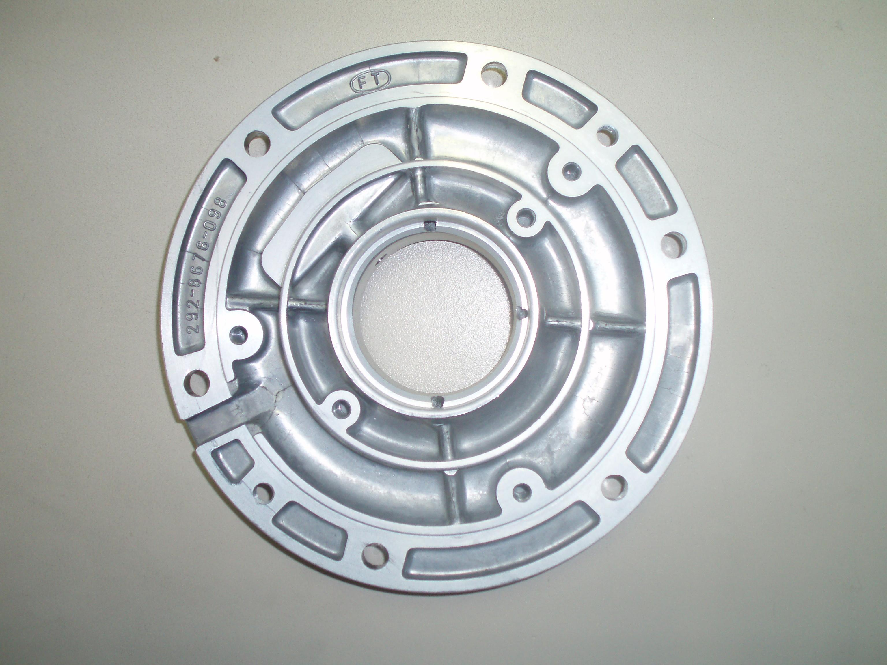 Support vilebrequin coté volant moteur 3LD450 3LD510 3LD511 LOMBARDINI 8676098 KOHLER ED0086760980-S