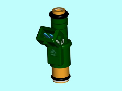 Injecteur LGW523MPI LOMBARDINI 5010052