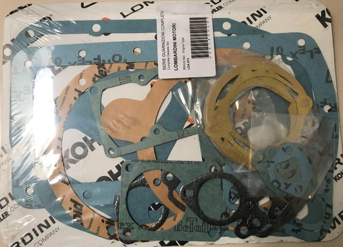 Pochette joints LDA673 LOMBARDINI 8180029 / ED0081800290-S / FG4705200000
