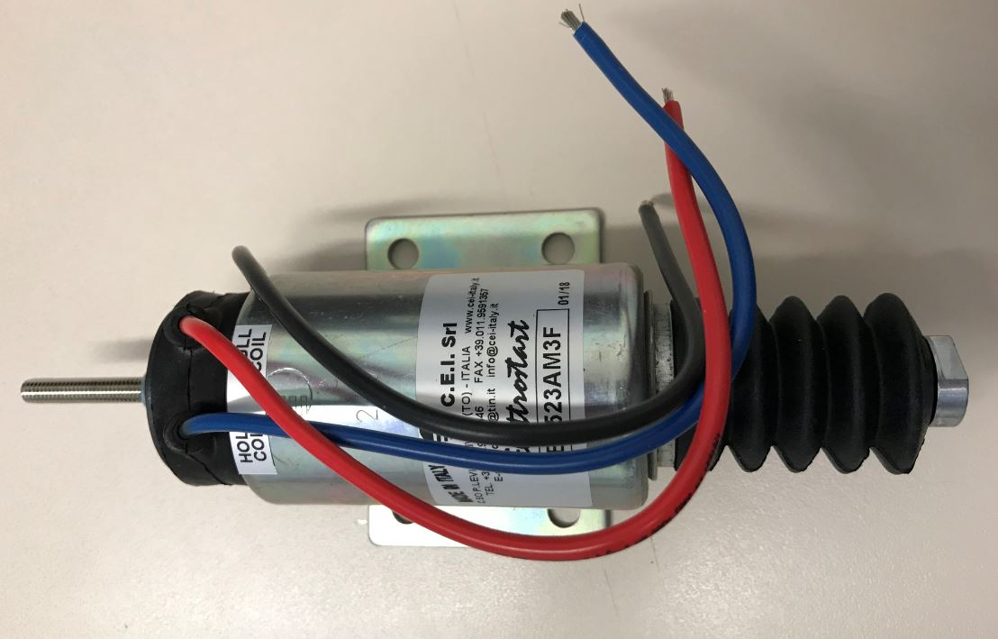 Electrostart 24V CEI ES523AM3F (ES50 Ø50 24V)