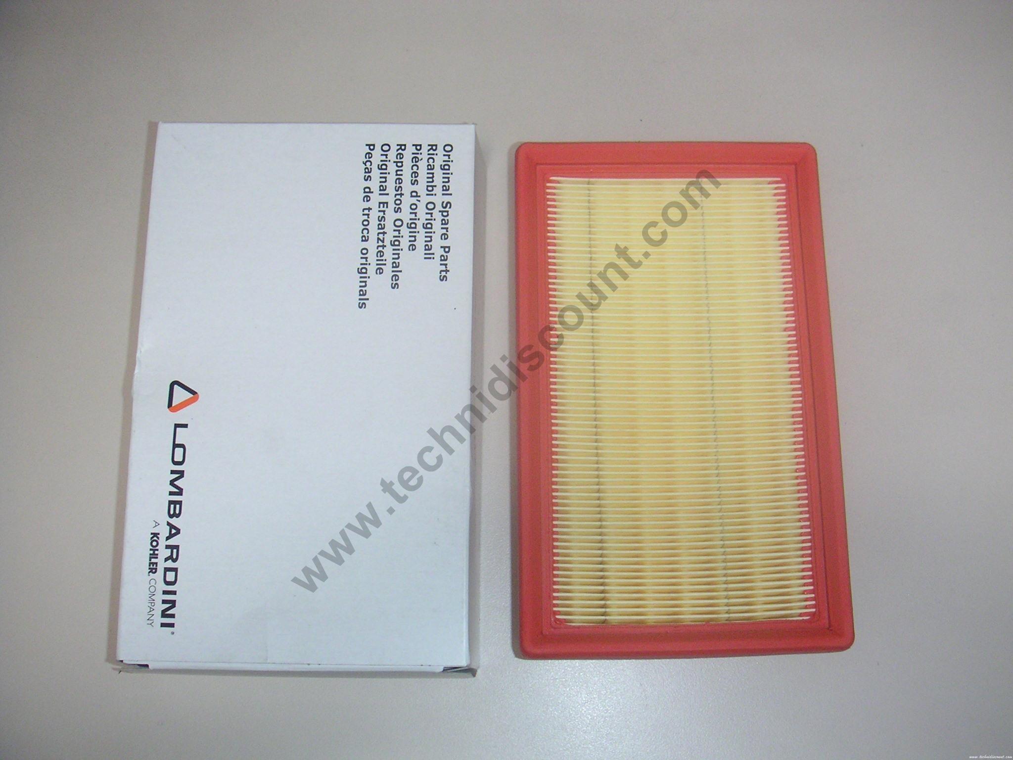 Filtre Air FOCS LDW502 LDW602 LDW903 FOCS LOMBARDINI DEUTZ F2M1008 F3M1008 ED0021751640-S