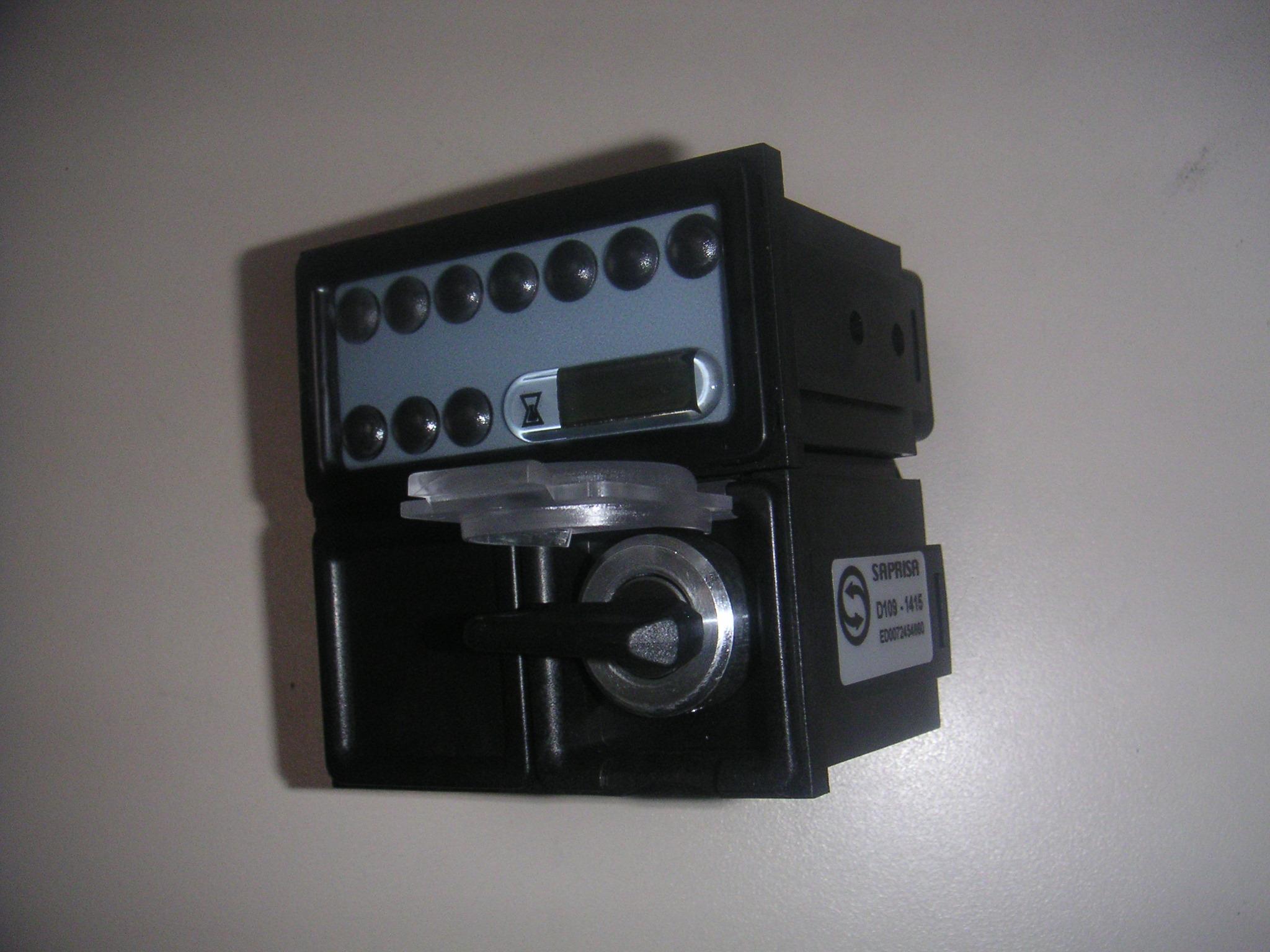 Lombardini Electrical Dashboard Saprisa D109 ED0072454660-S Kohler