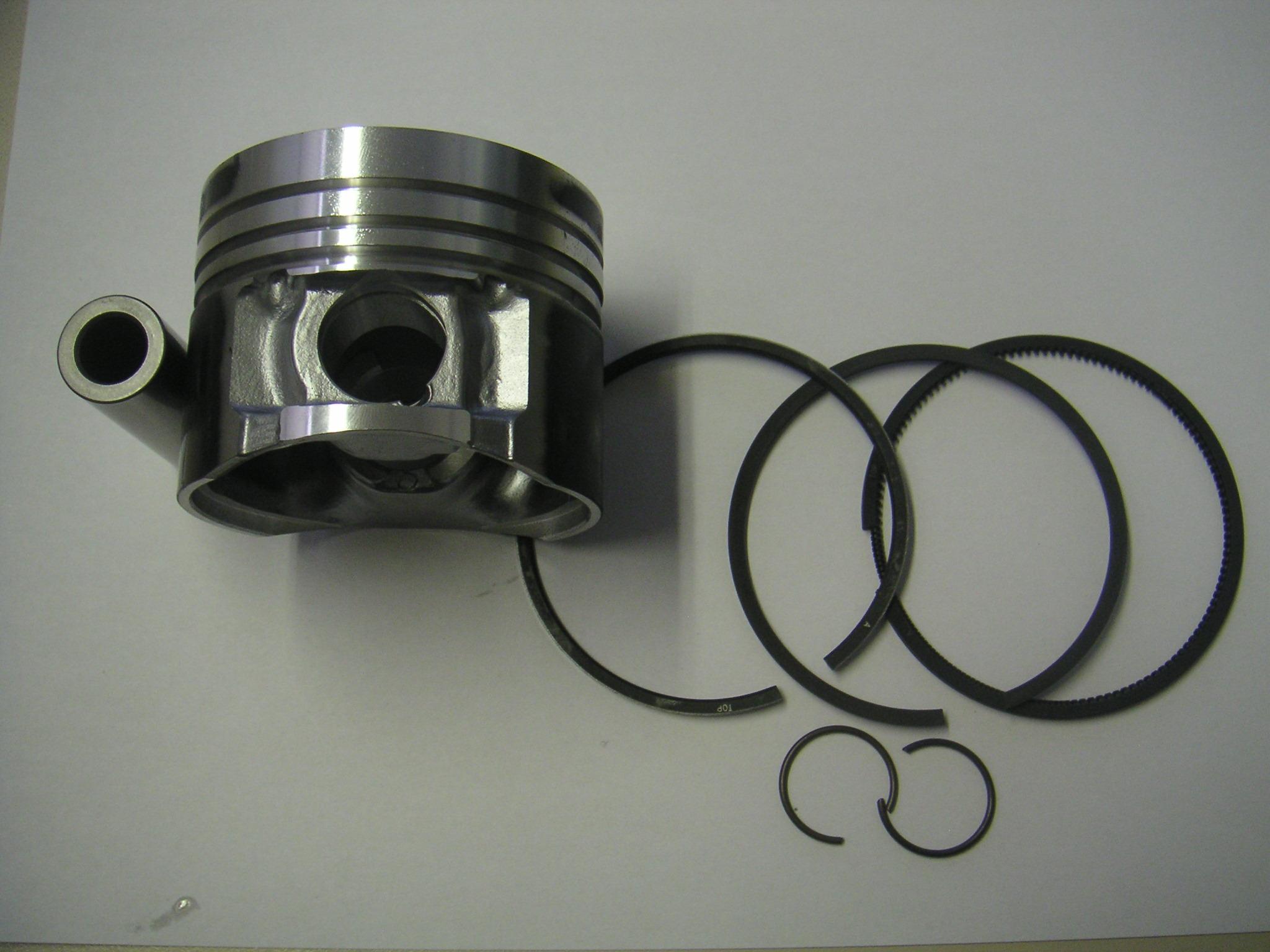 Piston complet LDW702 LDW1003 LDW1404 LOMBARDINI SILEO 1000 SILEO 1400 - FINIMPIANTI FIN028PC00 LOMBARDINI 6501512